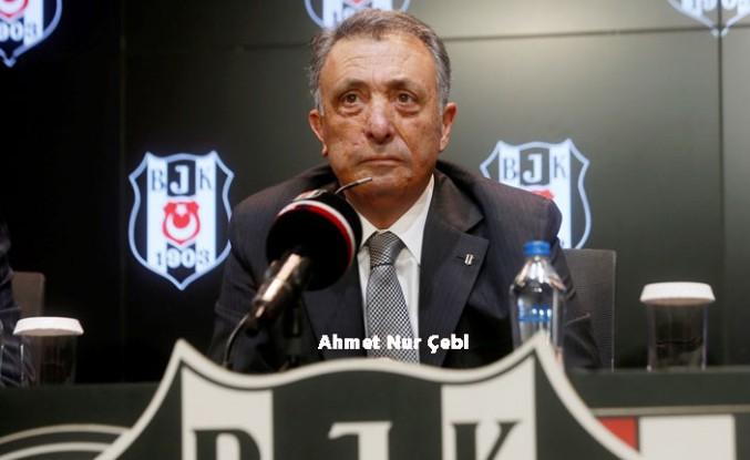 Beşiktaş Başkanı Ahmet Nur Çebi, koronavirüse yakalandı