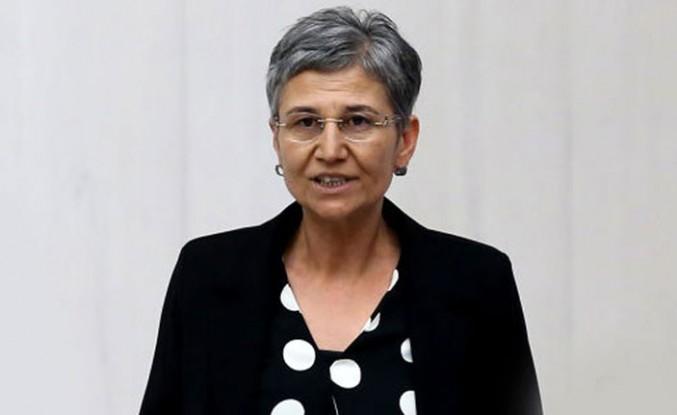 HDP'li Leyla Güven Tahliye Edildi