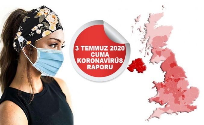 İngiltere'de Koronavirüsten Ölenler 44 Bini Aştı