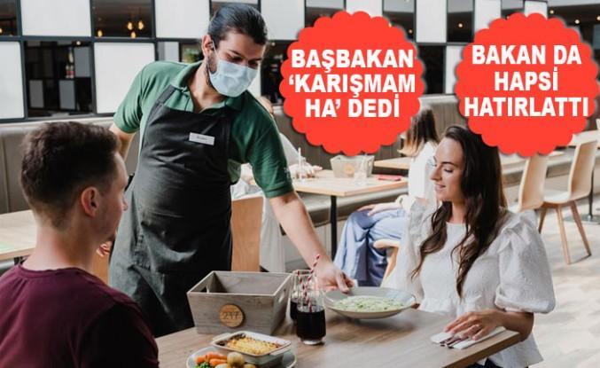 İngiltere'de Vatandaş Açılan Restoran Ve Barlara İlgi Göstermedi