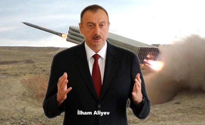 """Azerbaycan'da """"Savaş Hali"""" İlan Edildi"""