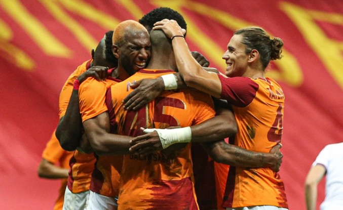 Galatasaray, Adını Play-Off Turuna Yazdırdı