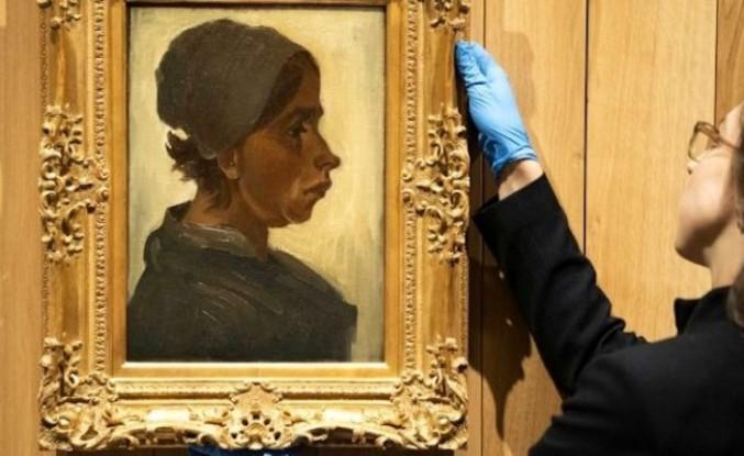Van Gogh'un tablosu doğduğu topraklarda sergilenecek