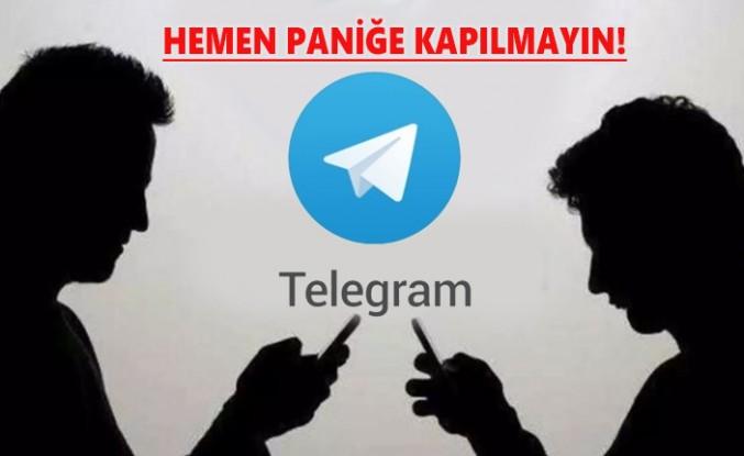 Telegram'da Çıplak Fotoğraf Tehlikesi!