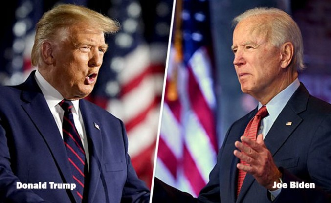 ABD Başkanını Seçiyor: Biden Garantiledi
