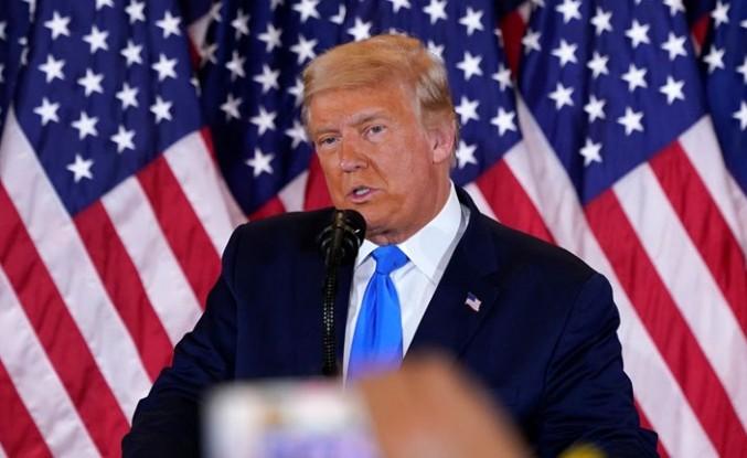 Trump Seçimi Kazandığını İlan Etti!