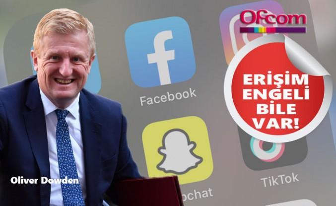 İngiltere'nin RTÜK'ünden Sosyal Medyaya Yakın Takip
