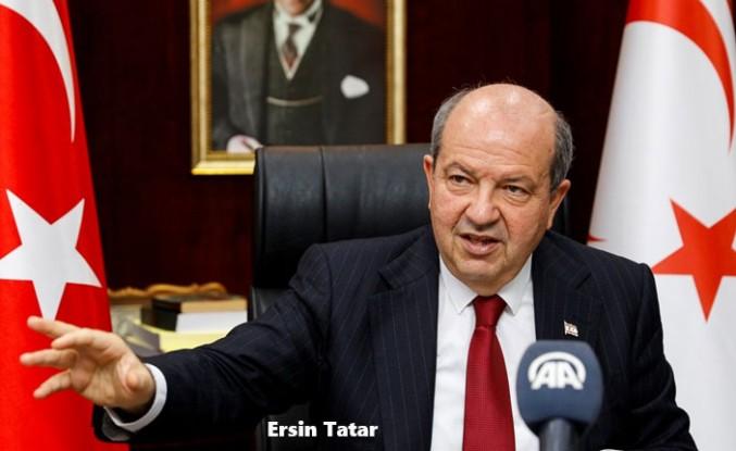 Tatar: Türkiye'nin garantörlüğü kırmızı çizgimizdir