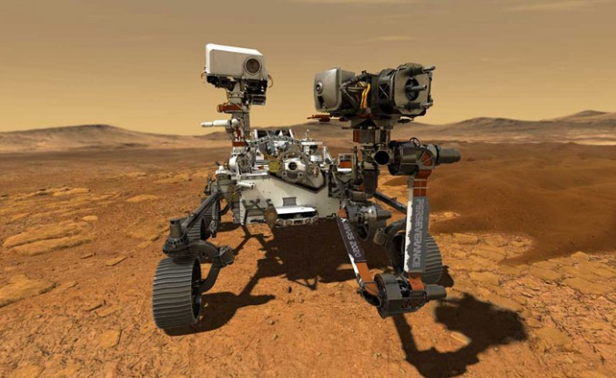 Perseverance'nin Mars'ta İlk Test Sürüşü Başarılı