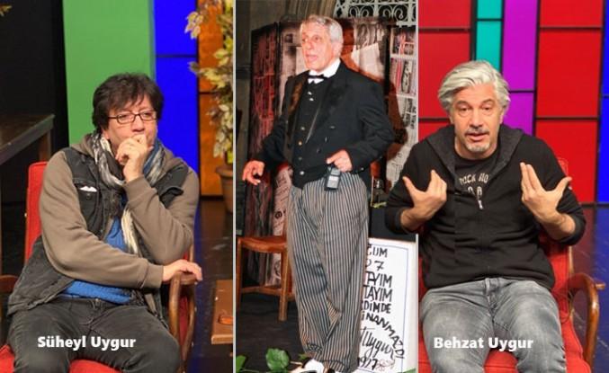 Uygur Kardeşler Tiyatroyla Geçen Ömürlerini Ve Nejat Uygur'u Anlattı
