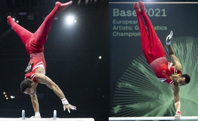 Ferhat Arıcan, Jimnastikte Avrupa Şampiyonu
