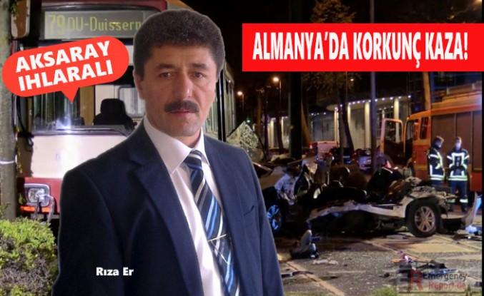 Türk Taksici Rıza Er Feci Şekilde Hayatanı Kaybetti