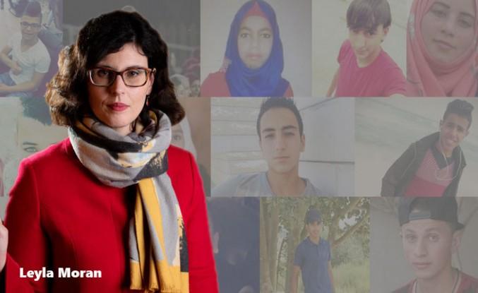 Leyla Moran, İsrail'in Öldürdüğü Çocukların İsimleri Parlamentoda Okudu