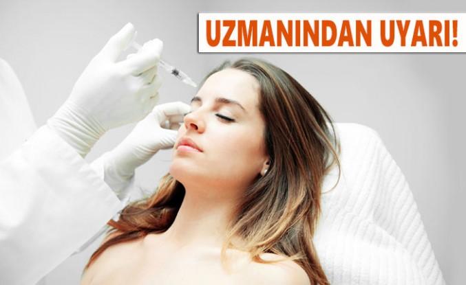Migren Botoksu İle Estetik Botoksu karıştırmayın