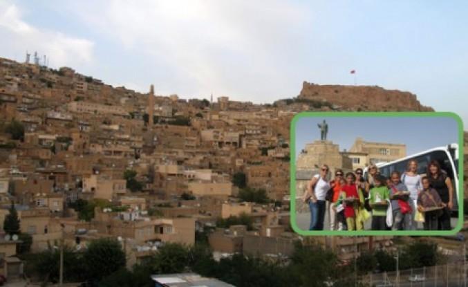 Dantel şehir Mardin