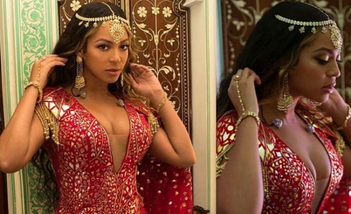 Beyonce sahnede, Hillary Clinton konuklar arasında