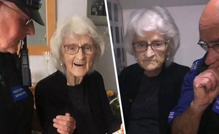 Hayatında hiç suç işlemeyen 93 yaşındaki kadın tutuklandı