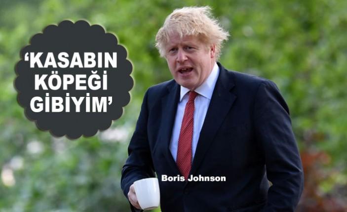 Boris Johnson Bu Kiloları Nasıl Verecek?