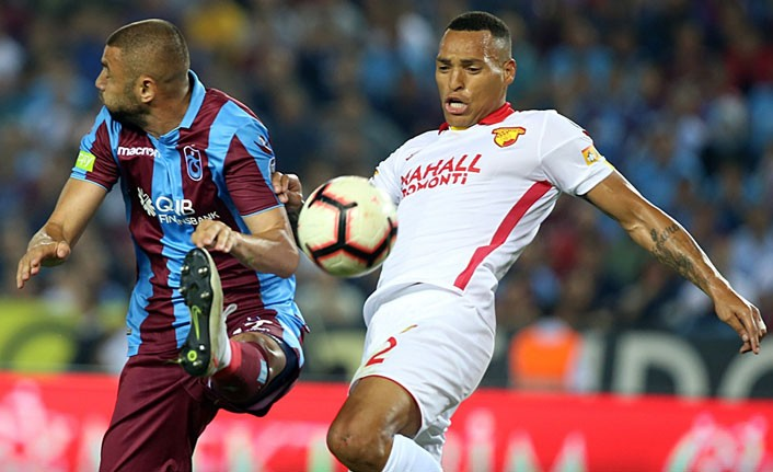 Göztepe, Trabzonspor'a Puan Bırakmadı