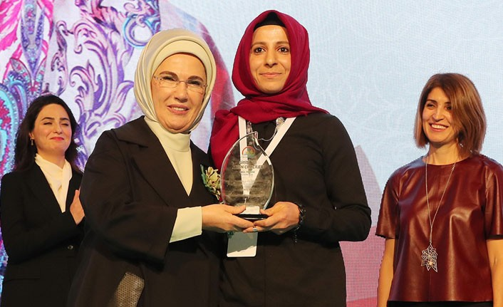Girişimci Kadın Çiftçilere Ödül