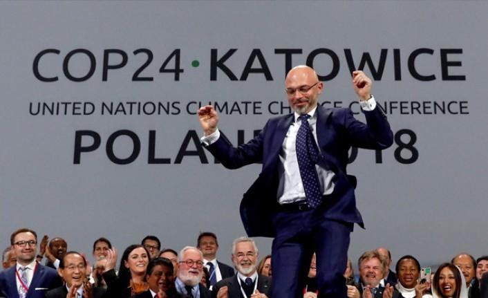 Paris İklim Anlaşmasını işler hale getirecek kurallar üzerinde uzlaşıldı