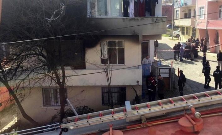 İstanbul'da binada patlama: 1 ölü