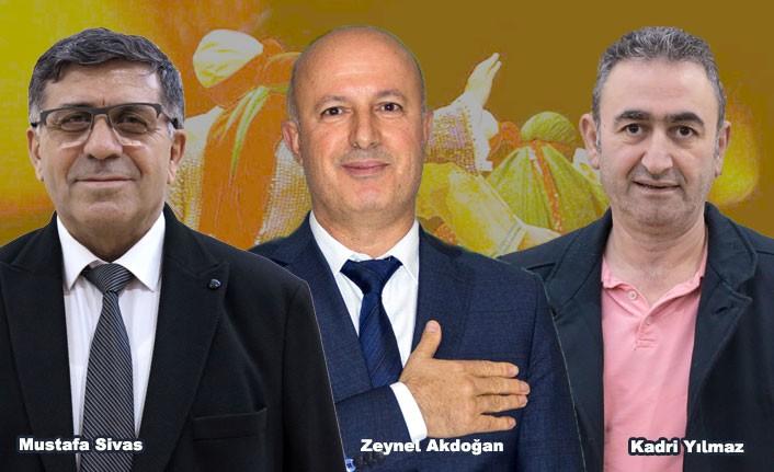 İAKM – Cemevi'nde Başkanlık Yarışı