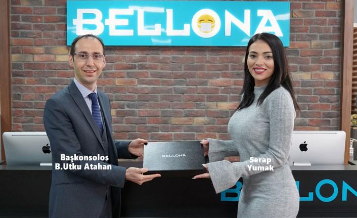 Başkonsolos Atahan, Londra Bellona'yı Ziyaret Etti