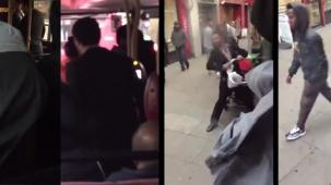 Londra'da bir Türk'e Irkçı Saldırı