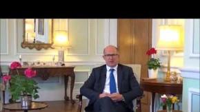 İngiltere'nin Ankara Büyükelçisi Dominick Chilcott'tan Ankara Anlaşması Açıklaması