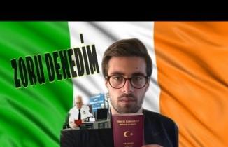 Tarık Karanfil, Vizesiz İrlanda'ya Nasıl Gittim