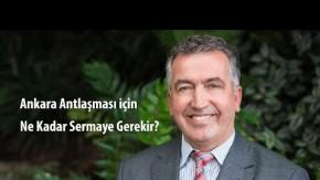 Vize Danışmanı Ahmet Yıldız Ankara Anlaşması#039;nda Son Durumunu Açıklıyor
