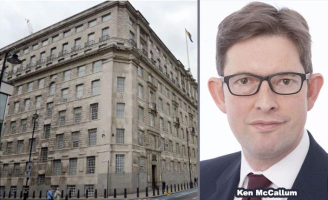 İngiltere'de MI5'ın yeni başkanı McCallum